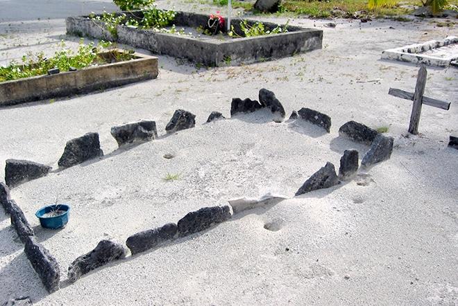 Cimetière de Kauehi