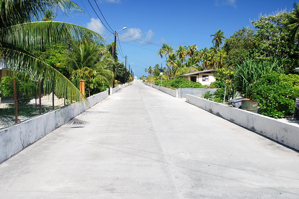 Village de Tepukamaruia à Napuka © Tahiti Heritage