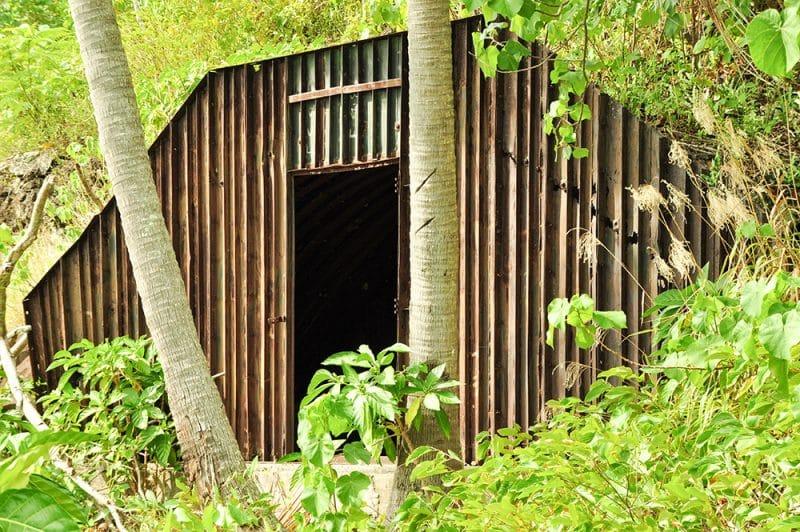 Bunker de Bora Bora