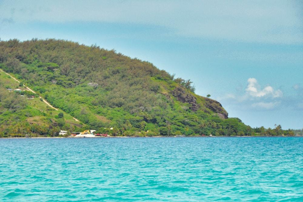 Pointe Tereia de Bora Bora