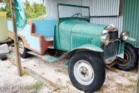 Vieille Ford A de Fakahina, Tuamotu