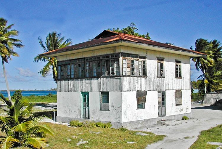 Maison Tufau de Fakahina