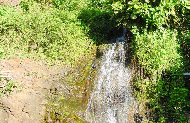 Source Pati en bas de la vallée Tepeti
