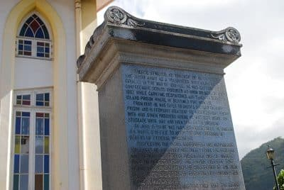 Tombe de Dorence Atwater, héros de la guerre de sécession