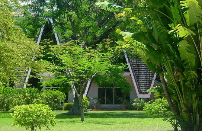 Résidence du Haut Commisaire de la république en Polynésie française