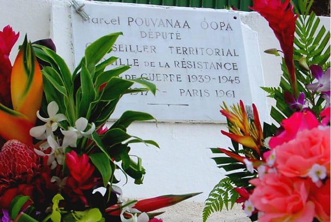 Tombe de Pouvana a Opa