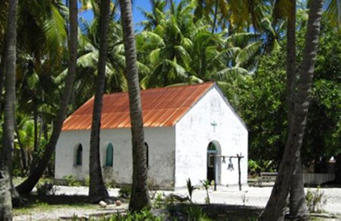 Eglise de Pinaki