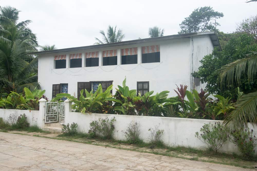 Maison familiale Teinauri Arorai à Moerai, Rurutu