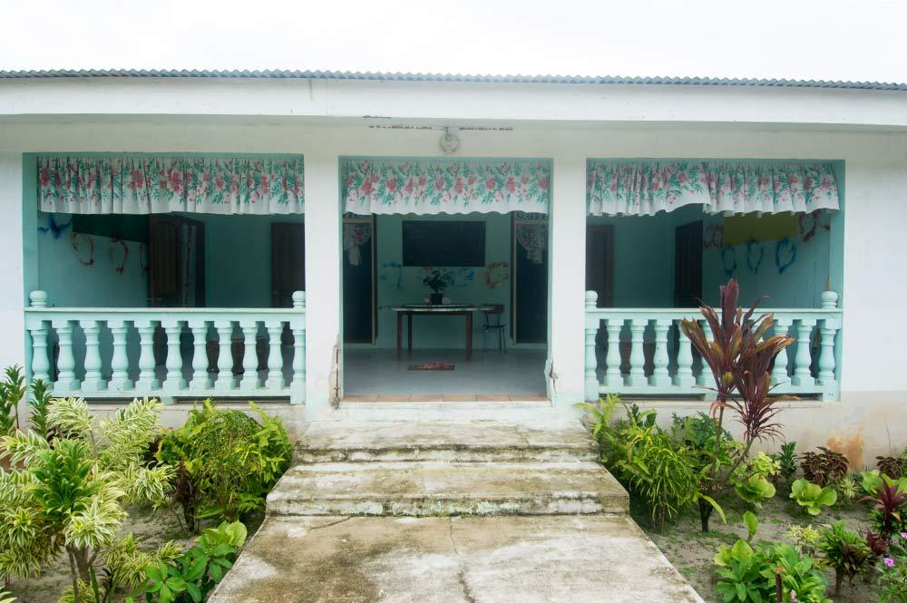 Maison de Soloma Teuruarii à Moerai, Rurutu