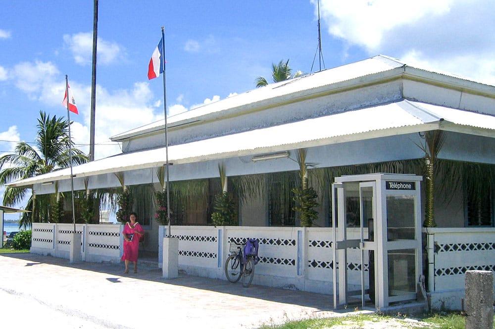 Mairie de Takaroa