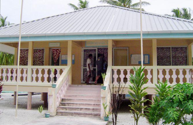 Mairie de Tematangi