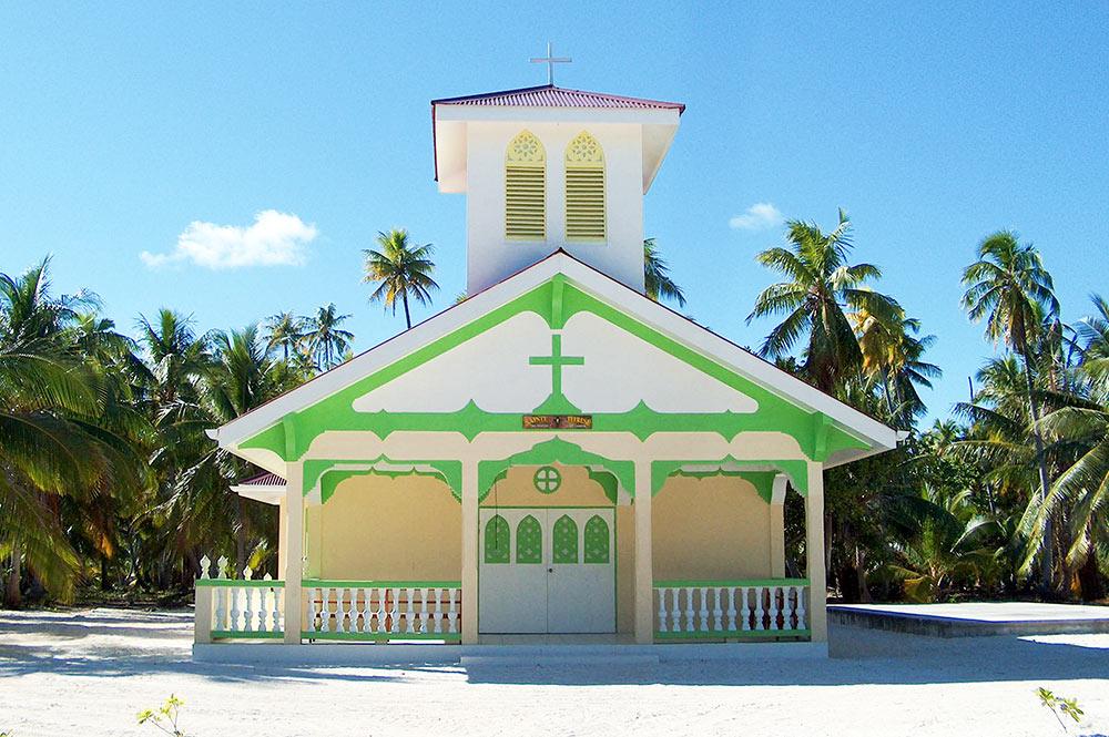 Eglise catholique de Mataiva