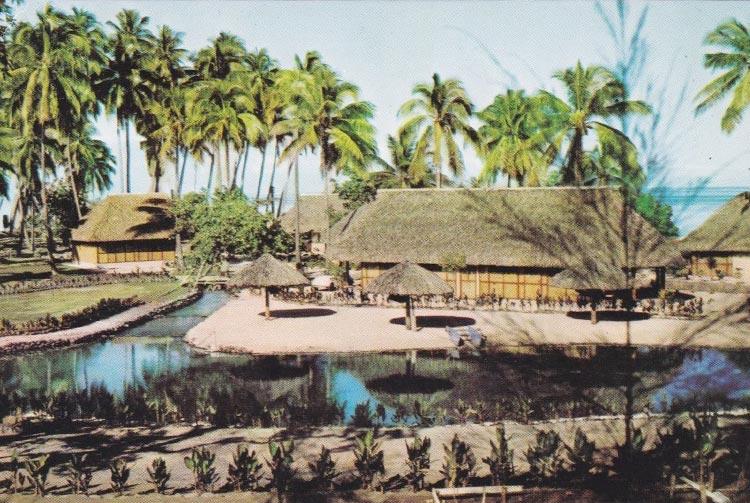 Hotel Bel Air Punnauia