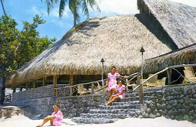 Hôtel Tahiti Village de Punaauia