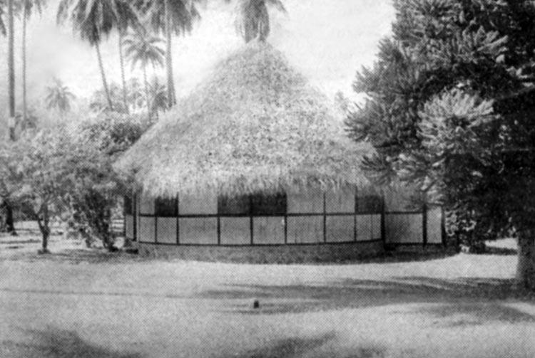 Bungalow de l'Hôtel Tahiti Village de Punaauia