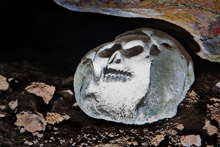 Grotte tupapa'u, Hamuta. Photo yan-peirsegaele