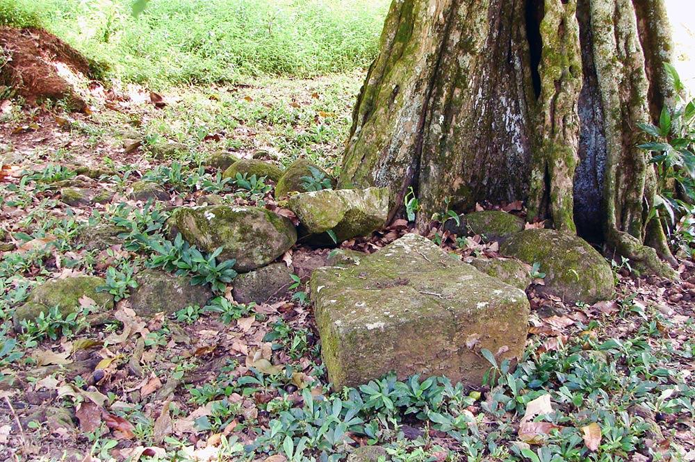 Le Tumu mape et la pierre de la naissance de Hiro