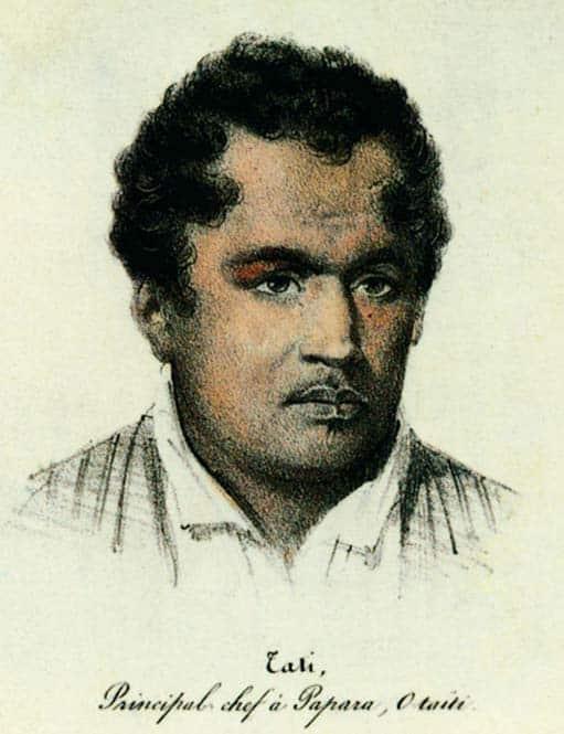 Portrait de Tati Salmon
