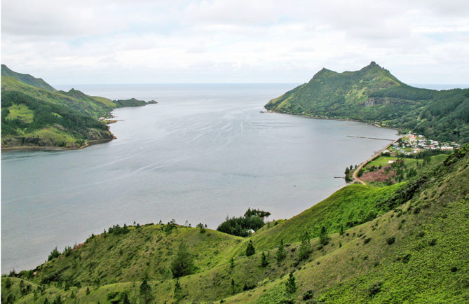 Baie de Rapa