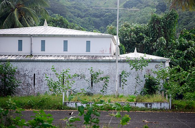 Fort de Taravao, Tahiti