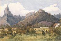 Vallée de Opunohu, Moorea