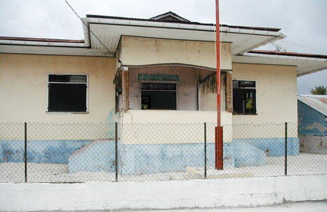 Ancienne mairie de Napuka, Tuamotu
