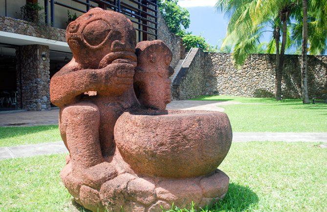 Tiki, Le repos du guerrier d'Air Tahiti