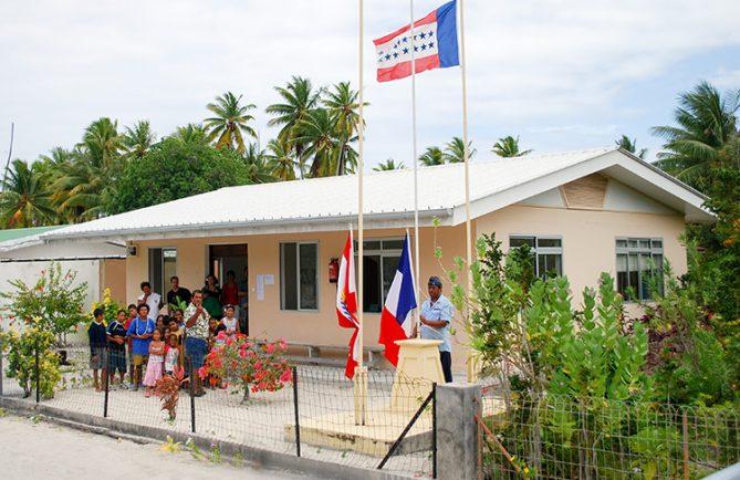 Mairie de Fakahina