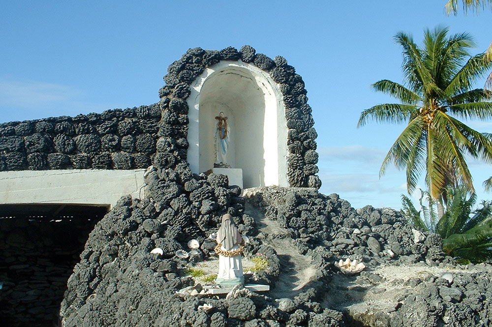 Grotte de la saint-Vierge de Faugatau