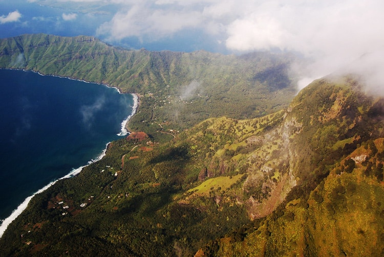 Vallée de Taaoa, Hiva Oa. Photo Purutaa