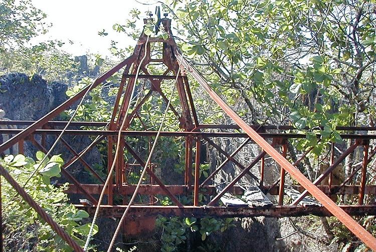 Pote Hole de Makatea © Tahiti Heritage