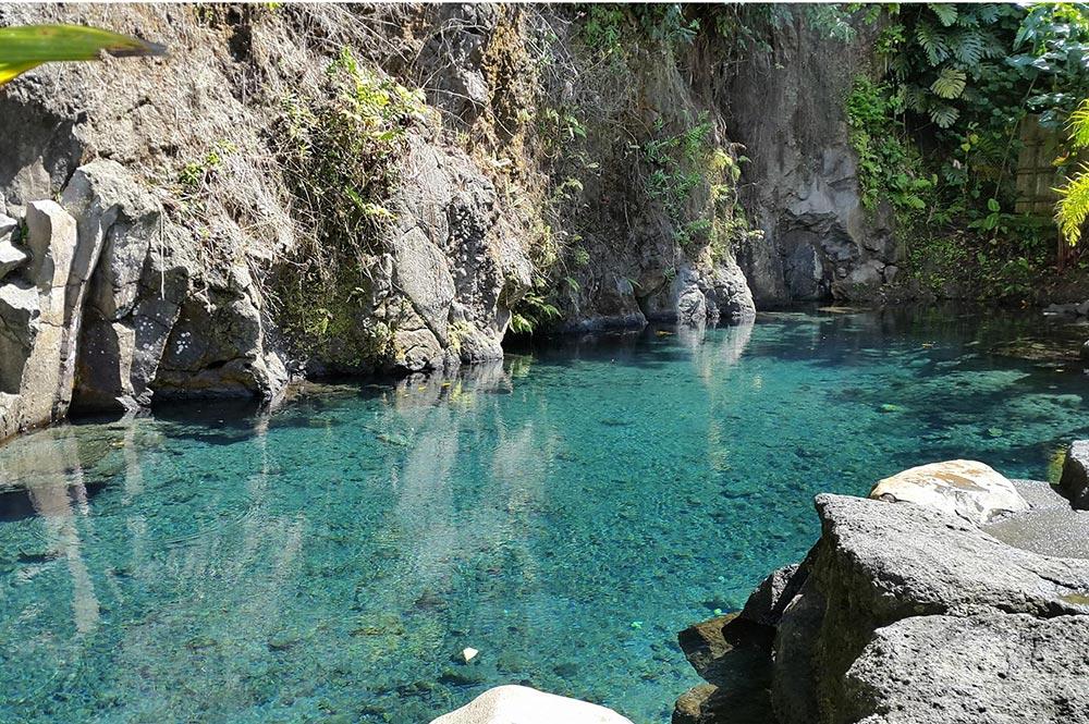 Source Vaianuanu à Mataiea. Photo Chantal