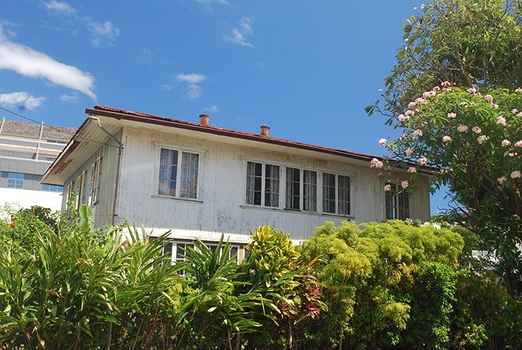 Maison Lagarde à Papeete