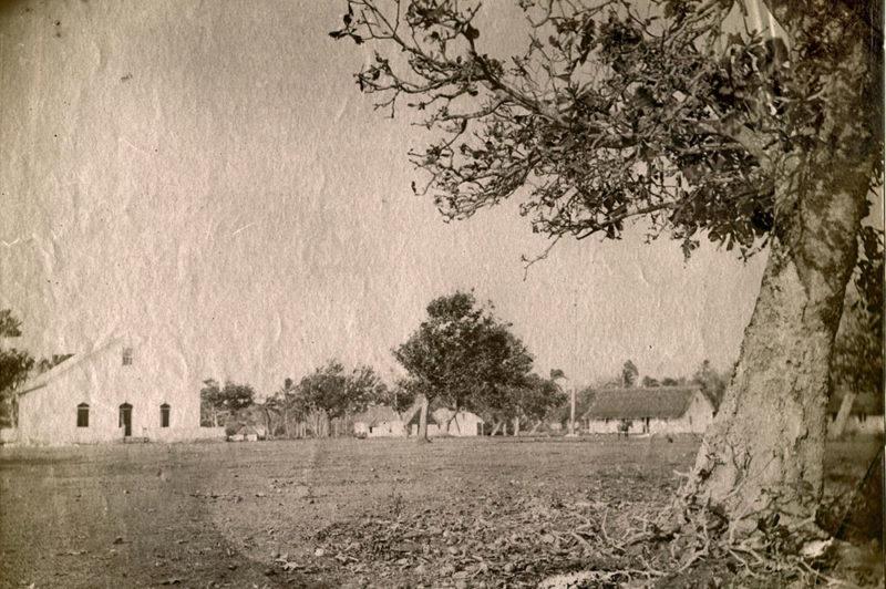 Rimatara village royal 1885-1900