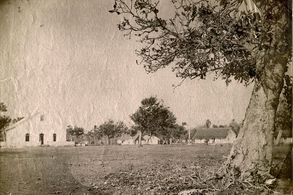 Rimatara village royal 1885-1900
