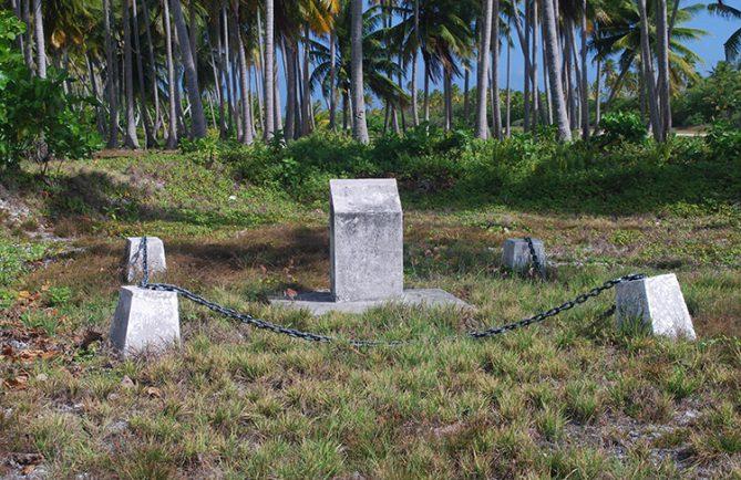Monument des légionnaires à Takume