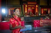 Stage d'étudiants en BTS tourisme : Papeete Chinese tour