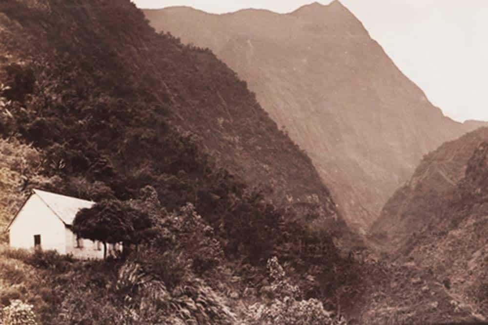 Le fort de la Fachoda en 1887