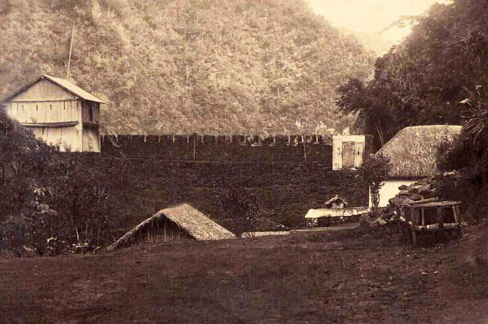 Le fort de la Fachoda