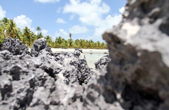 Atoll de Kaukura. Photo Bruno Lupan