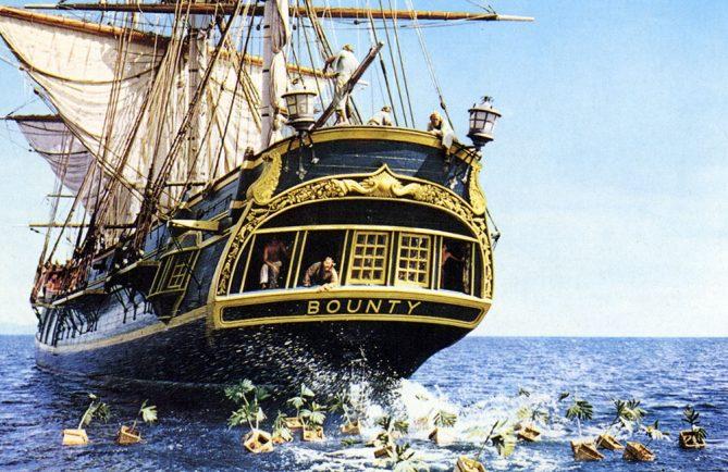 Navire La Bounty