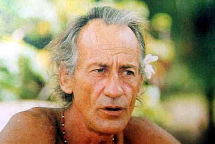 Bernard Moitiessier en Polynésie française