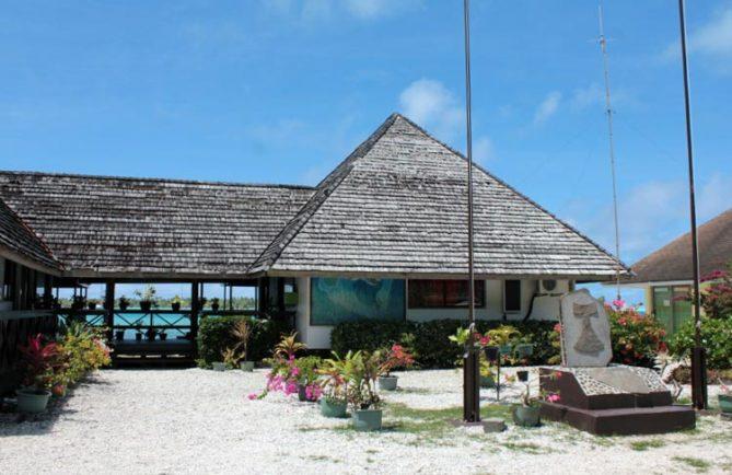 Mairie de Maupiti