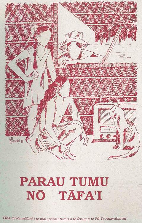 Te Arapo, livret 4. Service de la Culture et du Patrimoine