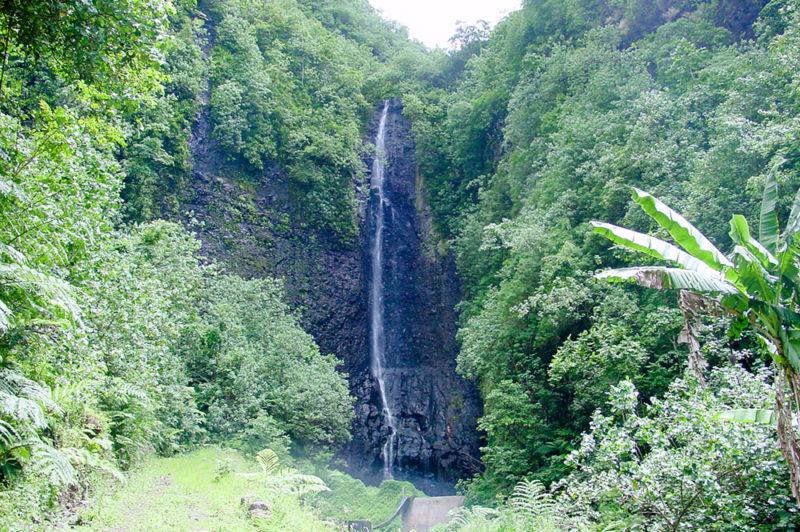 Légende de Maruia, vallée de Vaipu à Papara © Tahiti Heritage