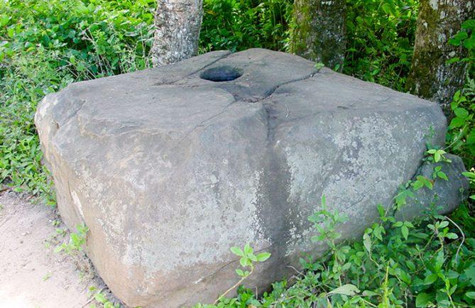 Ofai Tahinu de Vaiare à Moorea © Tahiti Heritage