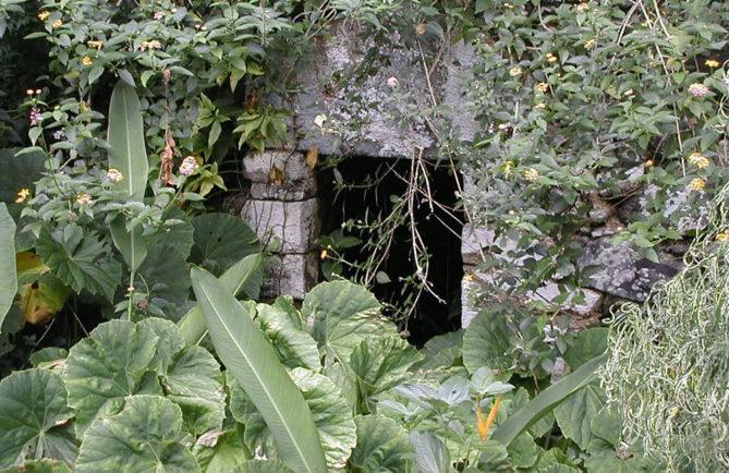 Prison de Rikitea, Mangareva. © Tahiti Heritage
