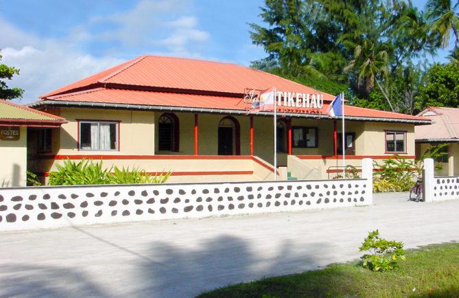 Mairie de Tikehau en 2001