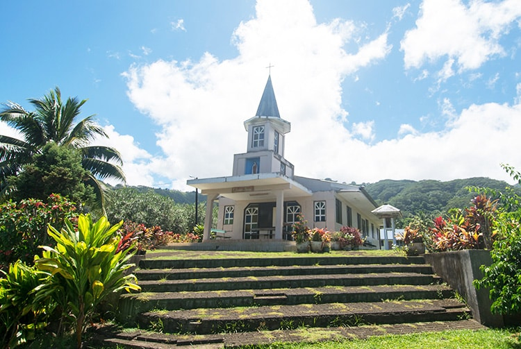 Eglise Sainte-Thérèse de Vairao