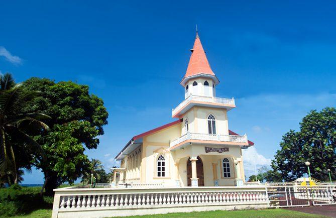 Temple protestant de Faaone